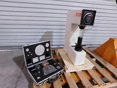 Spi Digital Rockwell Bench Top Hardness Tester 15-818-8 Partsrepair