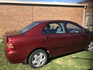 Toyota Corrola  Acent  2006 St Albans Park Geelong City Preview