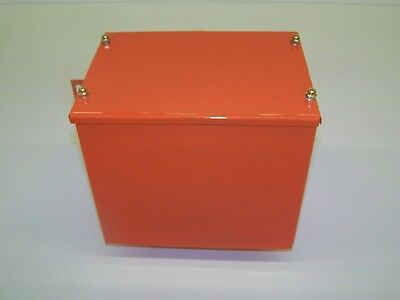 Allis Chalmers B C Ca Battery Box With Lid