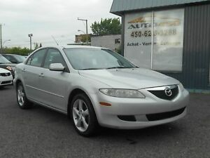 MAZDA 6 GS 2005 ***MAGS,AUTOMATIQUE***