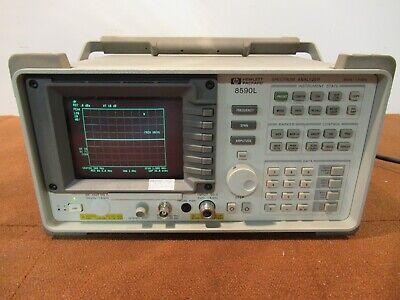 Hp Agilent 8590l 9khz - 1.8 Ghz Spectrum Analyzer