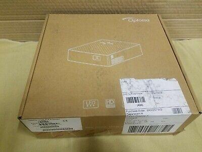 Optoma LV130 Mini Projector Bright and Ultra Portable LED