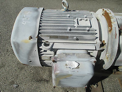 BROOK ELECTRIC MOTOR 75HP 1800RPM 365TD 460 V , NO FEET, 1.15SF EOK, TEFC