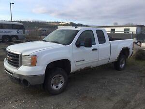 2008 GMC 2500 6.0L 4x4
