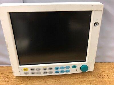 Datex Ohmeda Ge D-lcc12a..01 Anesthesia Display Monitor