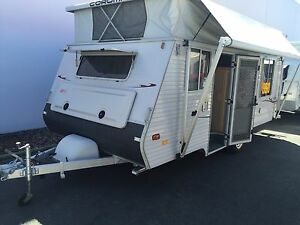 2007 Coromal Excel 515 pop top Caboolture Caboolture Area Preview