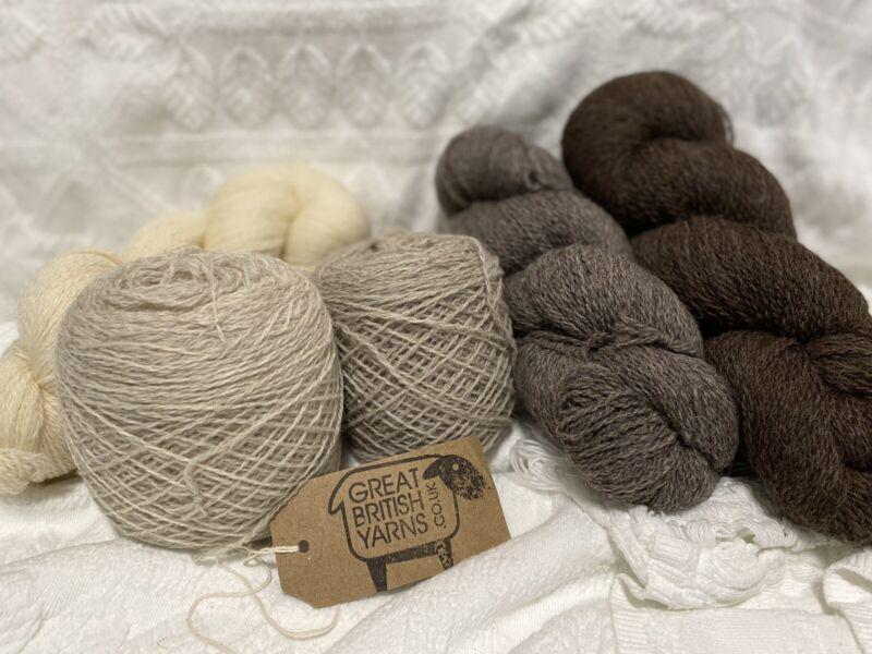 Great British Yarns Union Range Ombre Yarn