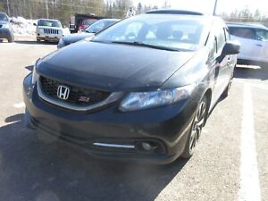 2013 Honda Civic Si - NAV! SUN ROOF! BACKUP CAM! BLUETOOTH!