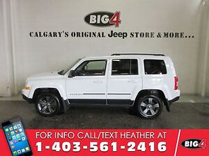 2015 Jeep Patriot High Altitude, Sunroof, Heated Seats