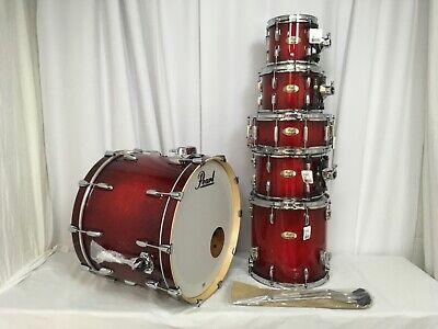 Pearl Session Studio Select 6 Pc Drum Set/#315/Antique Crimson Burst/RARE!/New