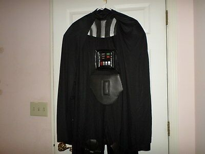 Star Wars Darth Vader Costume Kids Size Large (12-14) NEW ](Kids Starwars Costumes)