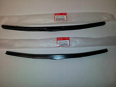 ACURA OEM FACTORY WIPER BLADE SET 2009-2014 TSX