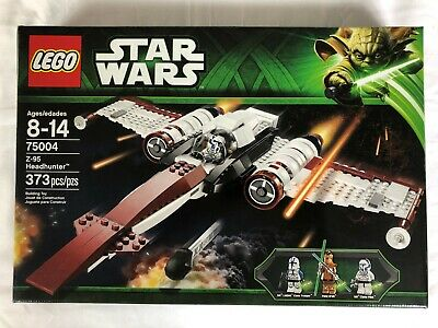 RETIRED Star Wars Lego 75004 - Z-95 HEADHUNTER STARFIGHTER - MIB