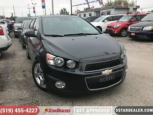 2015 Chevrolet Sonic LTZ | ROOF | CAM | LEATHER