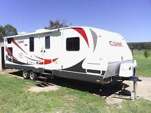 deluxe family caravan with bunks Mudgee Mudgee Area Preview