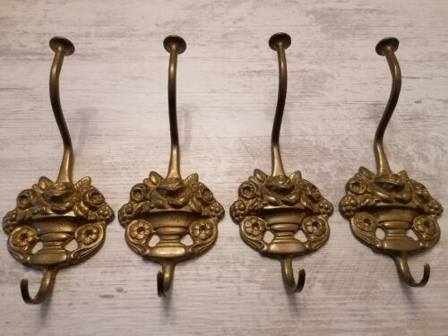 25,4/x 7,6/cm Messing S Haken Messing vergoldet K/üchenhelfer Werkzeuge Aufh/ängen Garten T/öpfe Pfannen