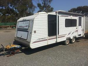 1994 island star caravan Adelaide CBD Adelaide City Preview