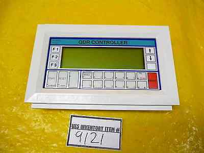 Scp Santa Clara Plastics 3270091g Qdr Controller Scp 9200 Wet Bench Used Working