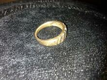 Mens 9ct Gold Ring SWAP 4 Mobile Phone Brahma Lodge Salisbury Area Preview