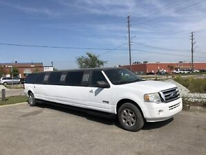 2007 Ford Expedition Limo 14 Pax