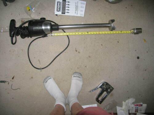 "Waring WSB70 21"" Big Stik Heavy Duty Immersion Blender"
