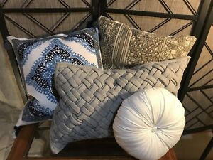 Assorted Accent Pillows