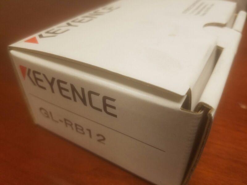 Keyence Mounting Bracket GL-RB12 NEW IN BOX