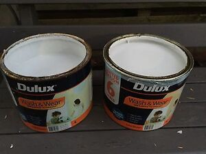 """10L Dulux Wash&Wear in """"Frosted Ice"""" Gordon Ku-ring-gai Area Preview"""