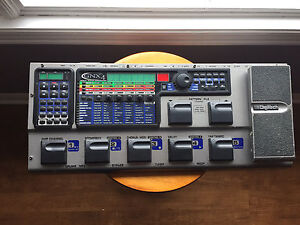DigiTech GNX4 for sale.  Awesome unit.