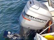 Mariner 125hp outboard Beenleigh Logan Area Preview