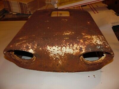 1958 Case Model 511 B Gas Tractor Grill Cover