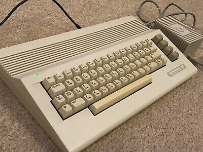 Commodore 64 Vintage Computer - Excellent Condition, Boxed