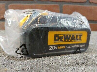GENUINE DEWALT DCB200 20V Max 3.0Ah Lithium Ion Battery Pack-***NEW***