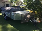 Mars Maven 2015 Campertrailer with Solar Panels & Extra lighting Buderim Maroochydore Area Preview