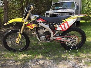 MINT 2009 RMZ450 with ownership! 25hrs on full rebuild