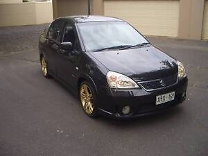 SUZUKI LIANA BLACK DUCO 5SPEED $4950 great car College Park Norwood Area Preview