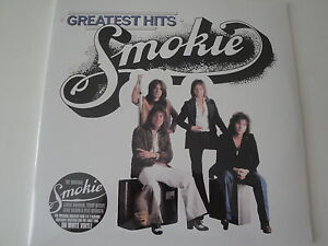Smokie: Greatest Hits 2 LP WHITE Vinyl