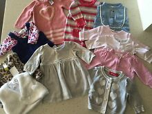 GIRLS BABY CLOTHES SIZES 000-00 Littlehampton Mount Barker Area Preview