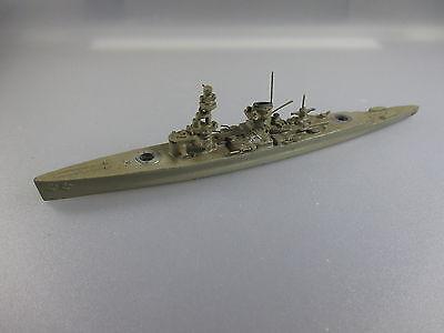 """Triang Minic Nr M782 Schiffs-Modell /""""HMS Tobruk/"""" Nr.9 K22"""