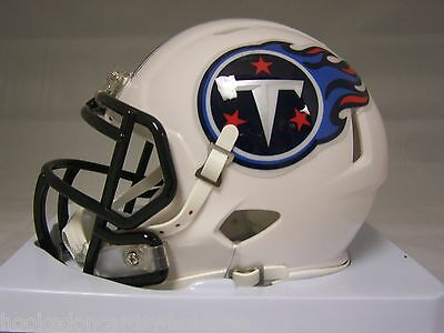 (Tennessee Titans Speed Mini Helmet Replica NFL)