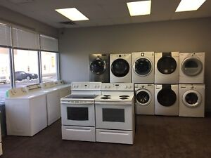 Used appliances sale & repair