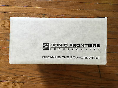 Sonic Frontiers l TransDAC l DAC l D/A Converter for sale  Shipping to India