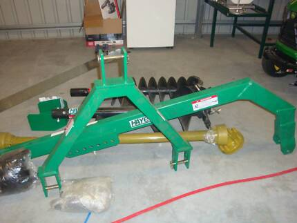 heavy duty post hole digger with 2 augers