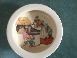 Royal Doulton Nursery Rhyme Bowl
