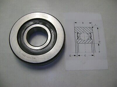 Nmd Mg309-2rs-1 Fork Lift Mast Guide Bearing 309szz-4 Mg309dda 45mm Id 5 Od