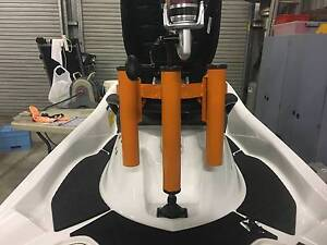 FISHING ROD RACK FOR SEADOO Speers Point Lake Macquarie Area Preview