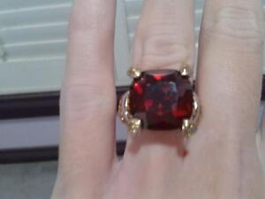 *MOVING SALE* Antique Ruby Ring Casino Richmond Valley Preview