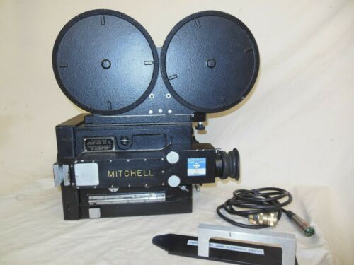 35MM MITCHELL G.C. CAMERA W/ FRIES H.S. MOTOR  400