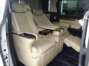 2017 Toyota ALPHARD Executive Lounge luxury 7 seater MPV Moorooka Brisbane South West Preview