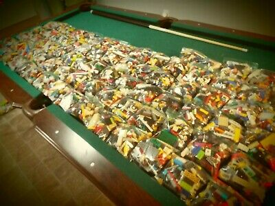 Lego lot 5 bags of City Star Wars Ninjago etc